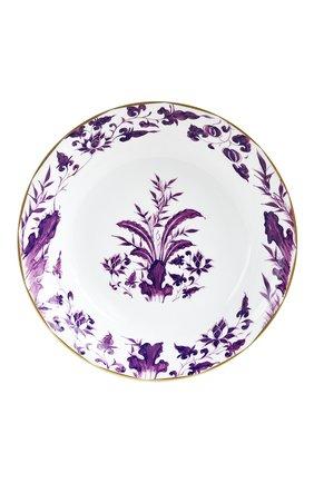 Мужского блюдо для гарнира prunus BERNARDAUD фиолетового цвета, арт. 1831/21265 | Фото 1