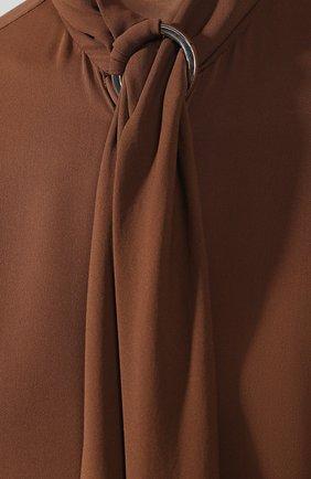 Шелковая блузка   Фото №5