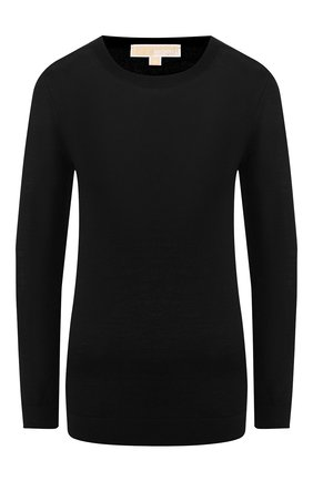 Шерстяной пуловер | Фото №1