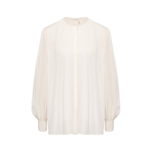 Шелковая блузка Chloé