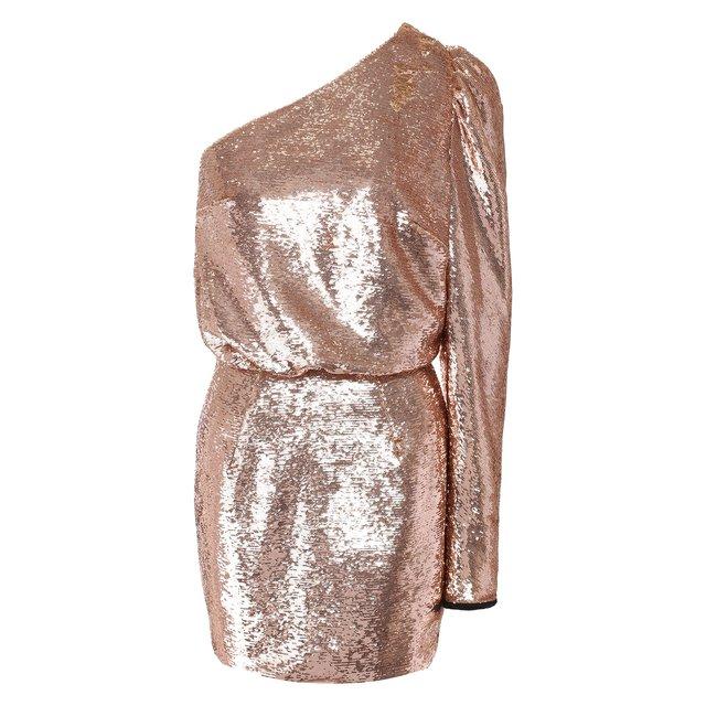 Платье с пайетками ALEXANDRE VAUTHIER 10421370