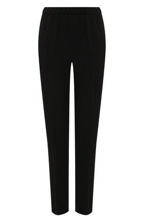 Женские брюки со стрелками DRIES VAN NOTEN черного цвета, арт. 192-10905-8322 | Фото 1