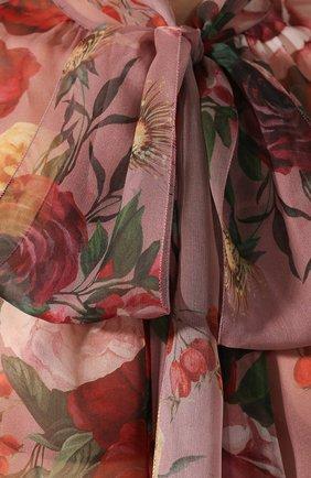 Шелковая блузка | Фото №5
