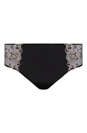 Женские трусы-шорты RITRATTI MILANO черного цвета, арт. 70618   Фото 1