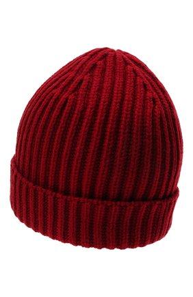 Мужская кашемировая шапка LORO PIANA красного цвета, арт. FAI3766 | Фото 2