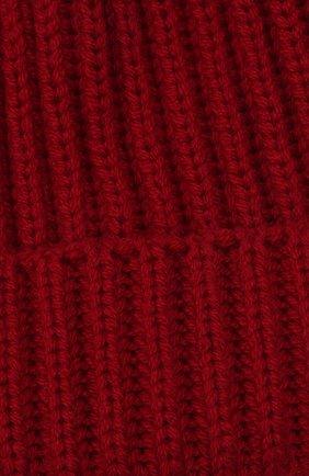Мужская кашемировая шапка LORO PIANA красного цвета, арт. FAI3766 | Фото 3