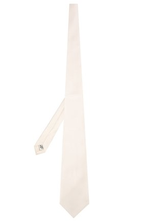 Мужской шелковый галстук BRIONI белого цвета, арт. 061D00/P446Z | Фото 2