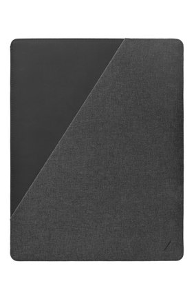 "Мужской чехол для ipad pro 12.9"" NATIVE UNION серого цвета, арт. STOW-IPS-GRY-FB-13 | Фото 2"
