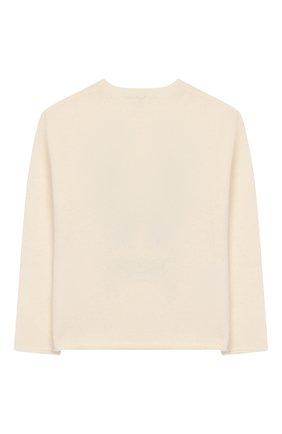 Шерстяной пуловер   Фото №2