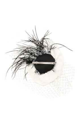 Детская заколка для волос DESIGNERS CAT черного цвета, арт. 100000K01000382 | Фото 2