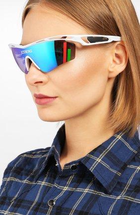 Женские солнцезащитные очки iceberg x linda farrow ICEBERG разноцветного цвета, арт. ICE1C2 SUN | Фото 2