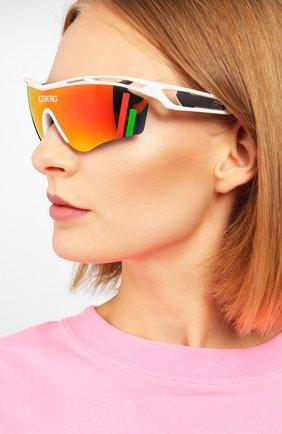 Женские солнцезащитные очки iceberg x linda farrow ICEBERG разноцветного цвета, арт. ICE1C3 SUN | Фото 2