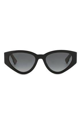 Женские солнцезащитные очки DIOR коричневого цвета, арт. DI0RSPIRIT2 807 | Фото 3