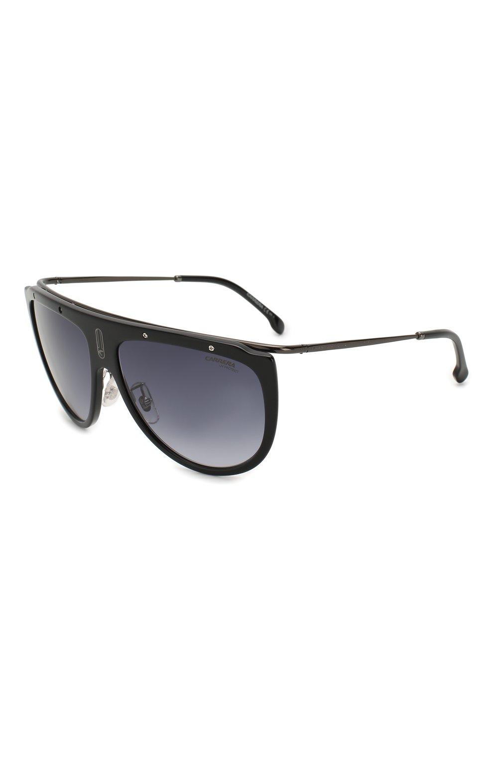 Женские солнцезащитные очки CARRERA черного цвета, арт. CARRERA 1023 807 | Фото 1