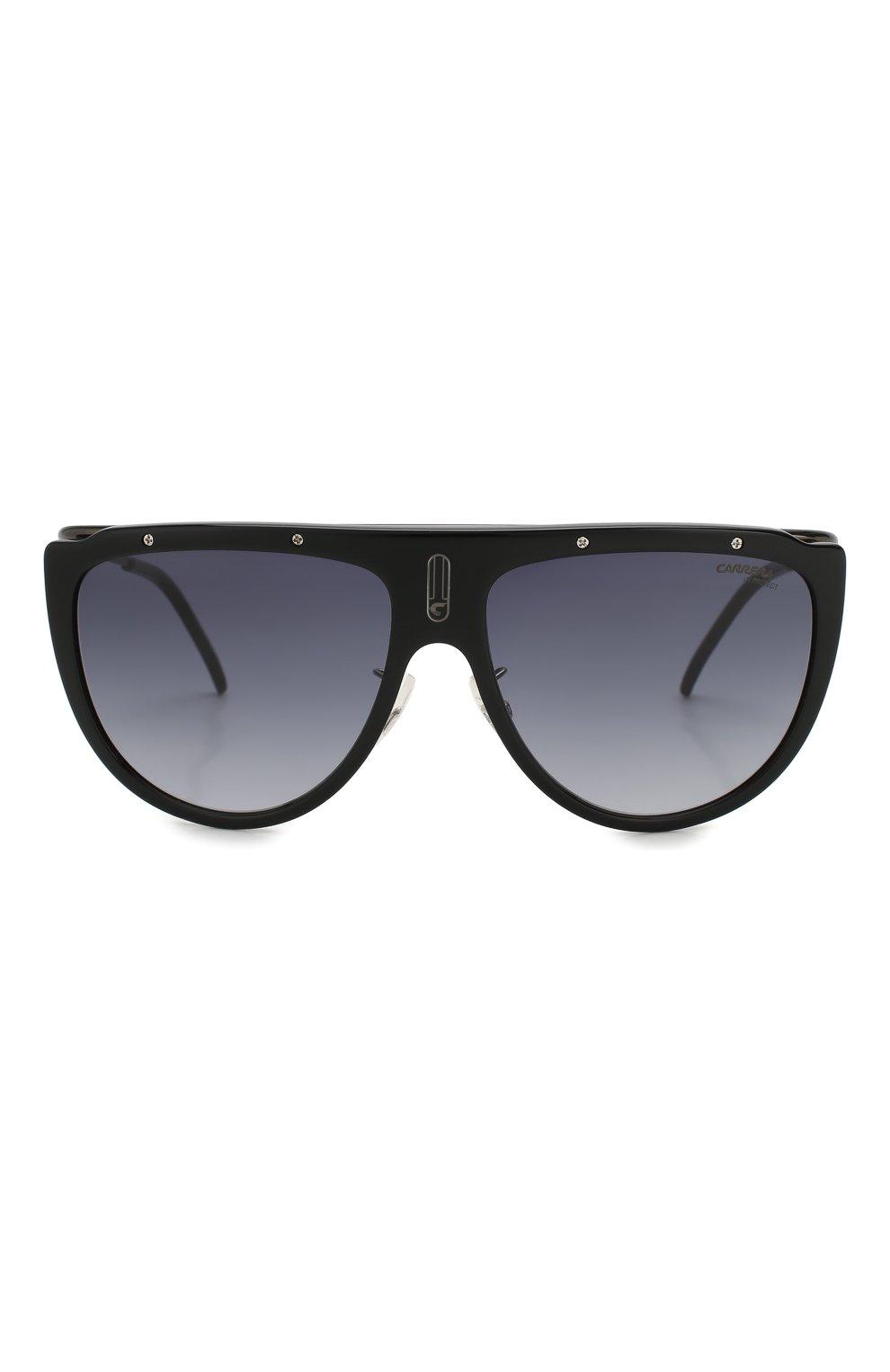 Женские солнцезащитные очки CARRERA черного цвета, арт. CARRERA 1023 807 | Фото 3