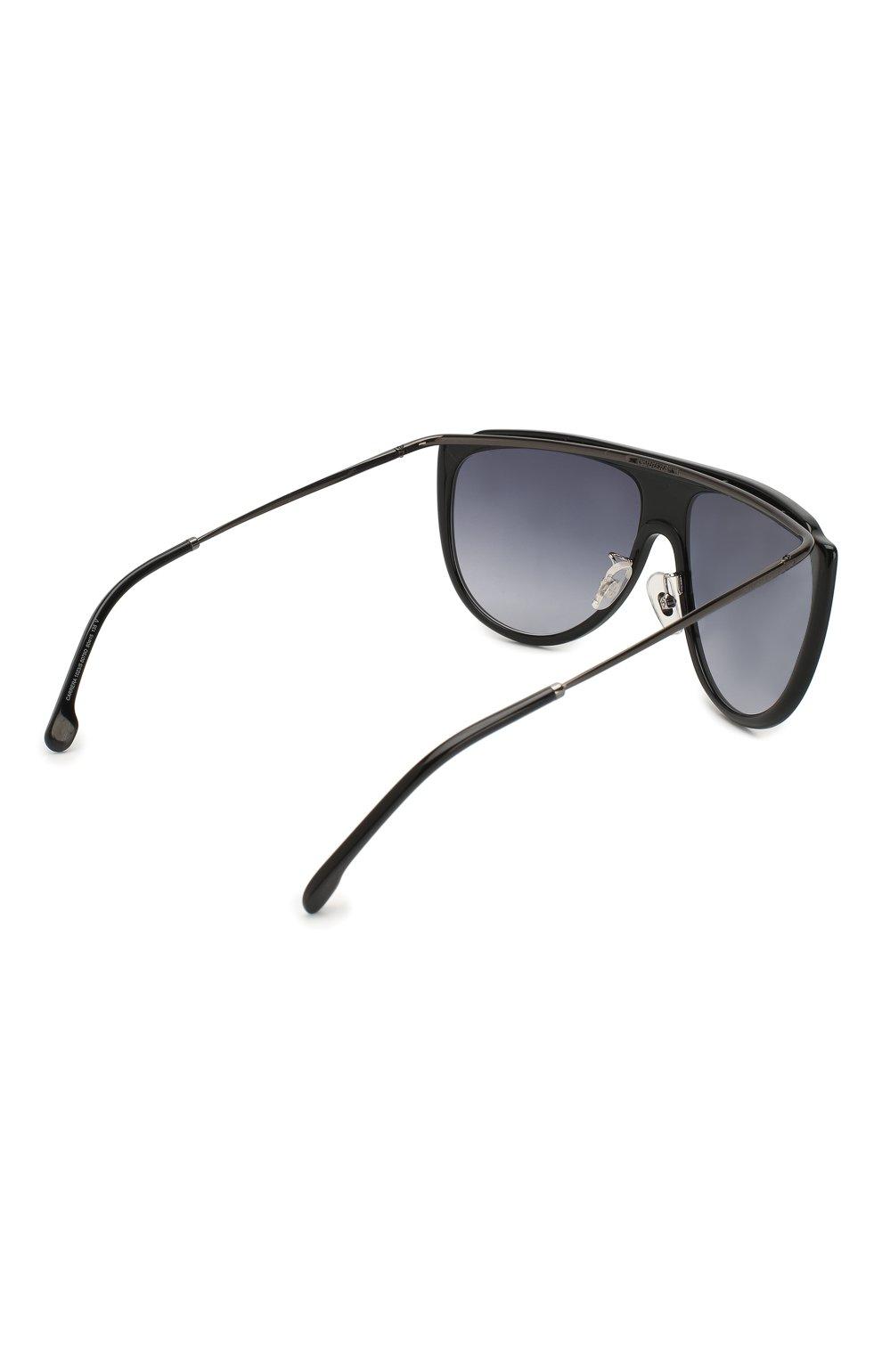 Женские солнцезащитные очки CARRERA черного цвета, арт. CARRERA 1023 807 | Фото 4