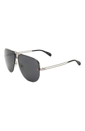 Солнцезащитные очки Givenchy черные | Фото №1