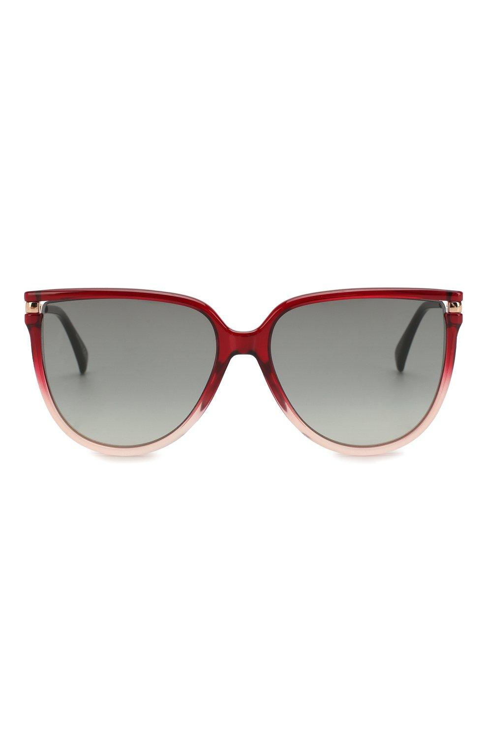 Солнцезащитные очки Givenchy красные   Фото №3
