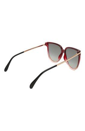 Солнцезащитные очки Givenchy красные   Фото №4