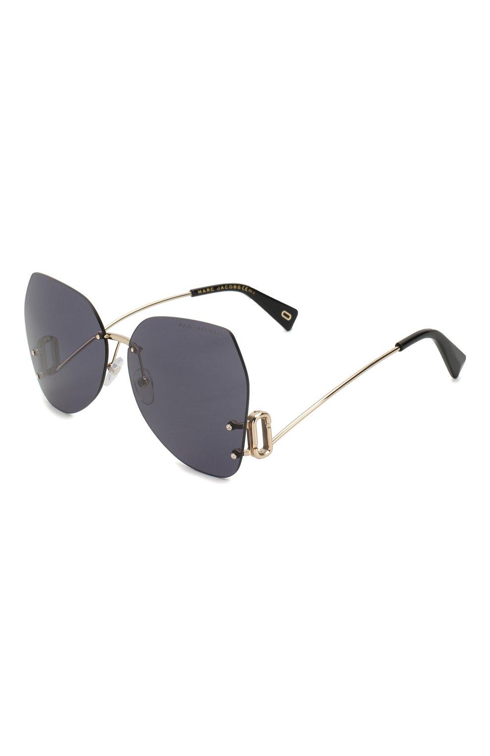 Женские солнцезащитные очки MARC JACOBS (THE) серого цвета, арт. MARC 373 807   Фото 1