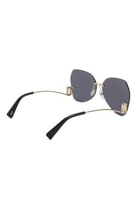Женские солнцезащитные очки MARC JACOBS (THE) серого цвета, арт. MARC 373 807   Фото 4