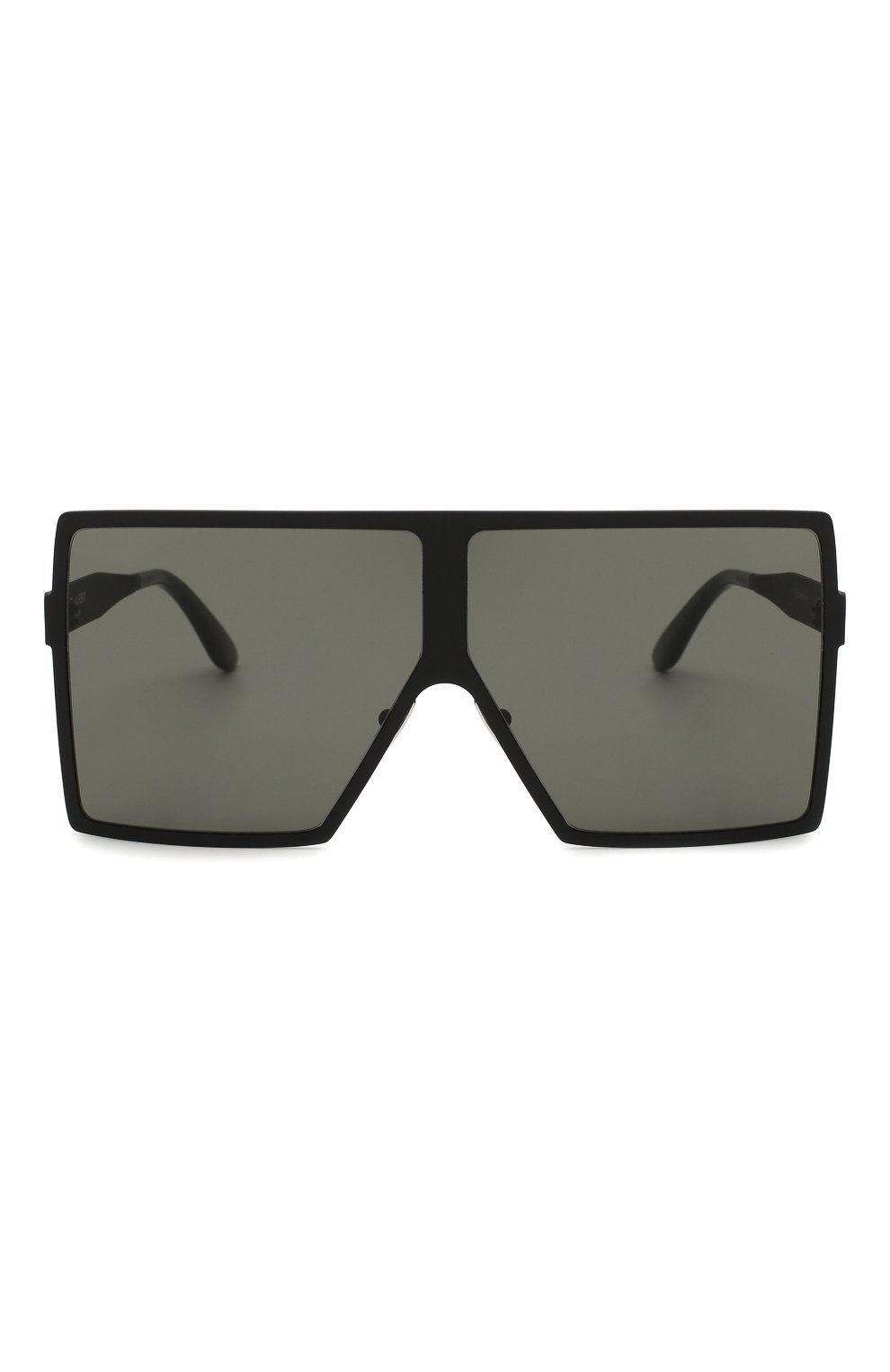 Женские солнцезащитные очки SAINT LAURENT черного цвета, арт. SL 182 BETTY 001 | Фото 3