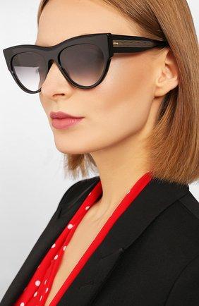 Мужские солнцезащитные очки DITA черного цвета, арт. BRAINDANCER/01 | Фото 2