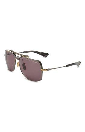 Мужские солнцезащитные очки DITA темно-серого цвета, арт. SYMETA-TYPE 403/03 | Фото 1