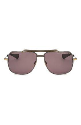 Мужские солнцезащитные очки DITA темно-серого цвета, арт. SYMETA-TYPE 403/03 | Фото 2