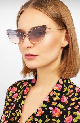 Мужские солнцезащитные очки DITA разноцветного цвета, арт. INTERWEAVER/02 | Фото 2