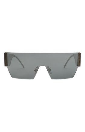 Мужские солнцезащитные очки DOLCE & GABBANA темно-серого цвета, арт. 2233-12866G | Фото 2