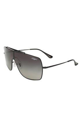 Мужские солнцезащитные очки RAY-BAN черного цвета, арт. 3697-002/11 | Фото 1