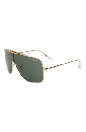 Мужские солнцезащитные очки RAY-BAN темно-зеленого цвета, арт. 3697-905071 | Фото 1