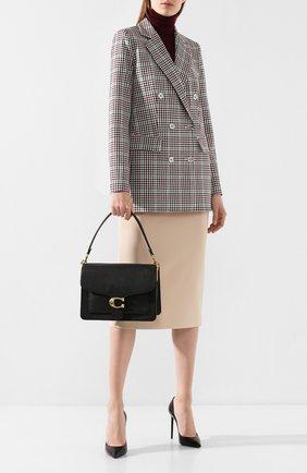 Женская сумка tabby COACH черного цвета, арт. 73723 | Фото 2