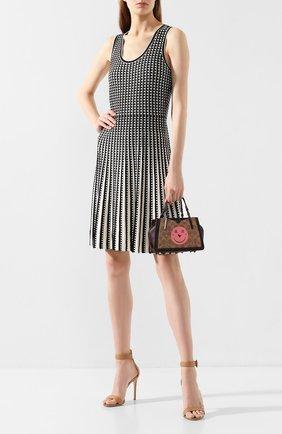 Женская сумка dreamer mini COACH бордового цвета, арт. 73946 | Фото 2