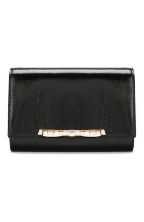 Женская сумка REDVALENTINO черного цвета, арт. SQ0B0B81/JJG | Фото 1