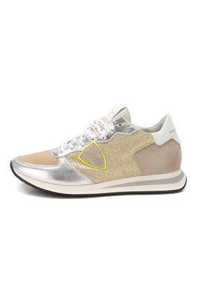 Комбинированные кроссовки TRPX | Фото №3