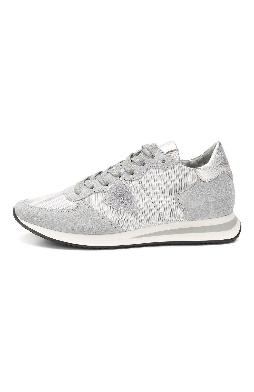 Комбинированные кроссовки TRPX   Фото №3