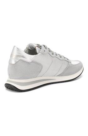 Комбинированные кроссовки TRPX   Фото №4