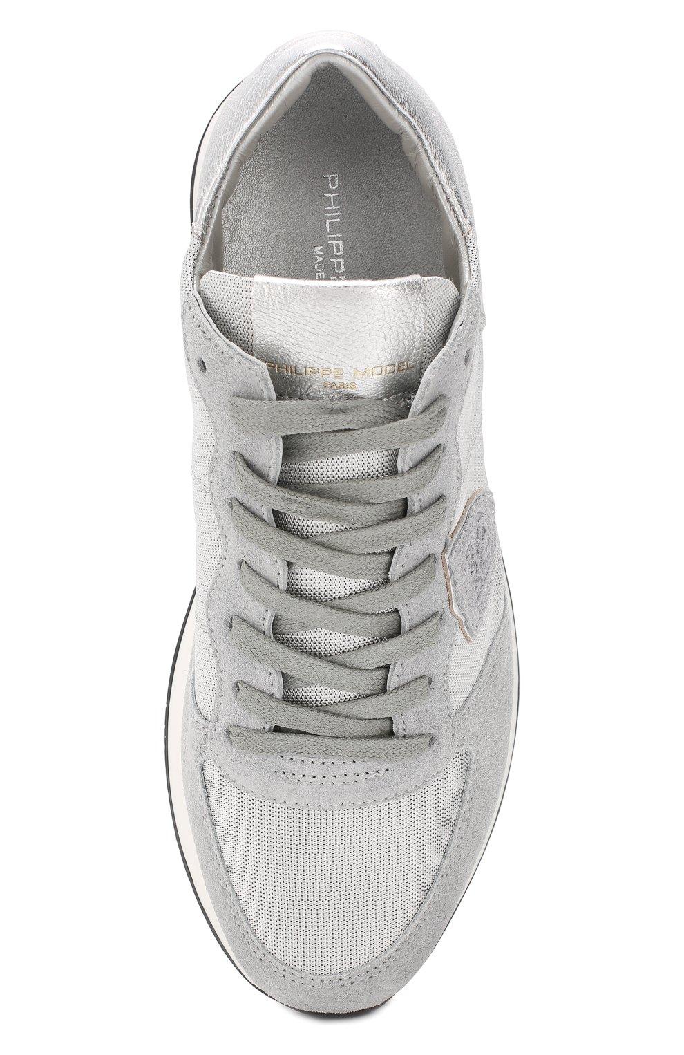 Комбинированные кроссовки TRPX   Фото №5