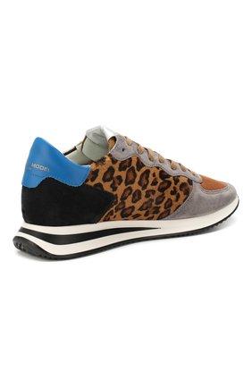 Комбинированные кроссовки TRPX | Фото №4
