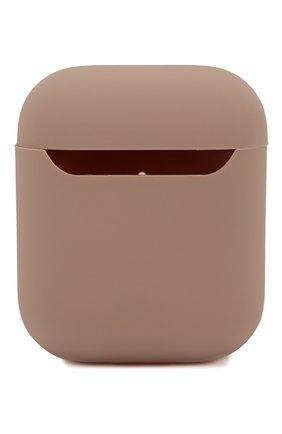 Чехол для airpods UNIQ розового цвета, арт. AIRPODS-LINOPNK | Фото 2