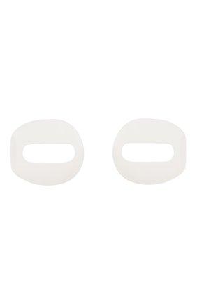 Мужской чехол для airpods UNIQ синего цвета, арт. AIRPODS-LINOBLU | Фото 4