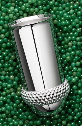 Мужская ваза perles CHRISTOFLE серебряного цвета, арт. 04221016 | Фото 2