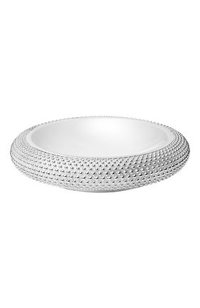 Мужского блюдо на центр стола perles CHRISTOFLE серебряного цвета, арт. 04231597 | Фото 1