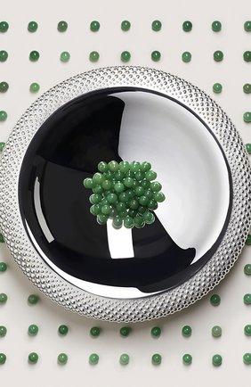 Мужского блюдо на центр стола perles CHRISTOFLE серебряного цвета, арт. 04231597 | Фото 2