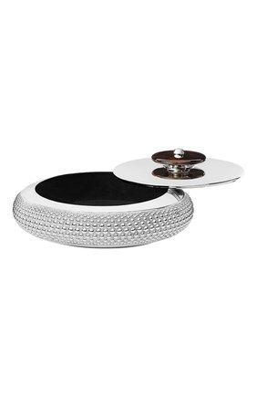 Мужская шкатулка perles CHRISTOFLE серебряного цвета, арт. 04255006 | Фото 2