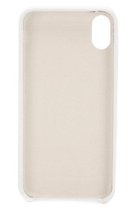 Мужской чехол для iphone xs max OFF-WHITE белого цвета, арт. 0WPA010E19F100630130 | Фото 2