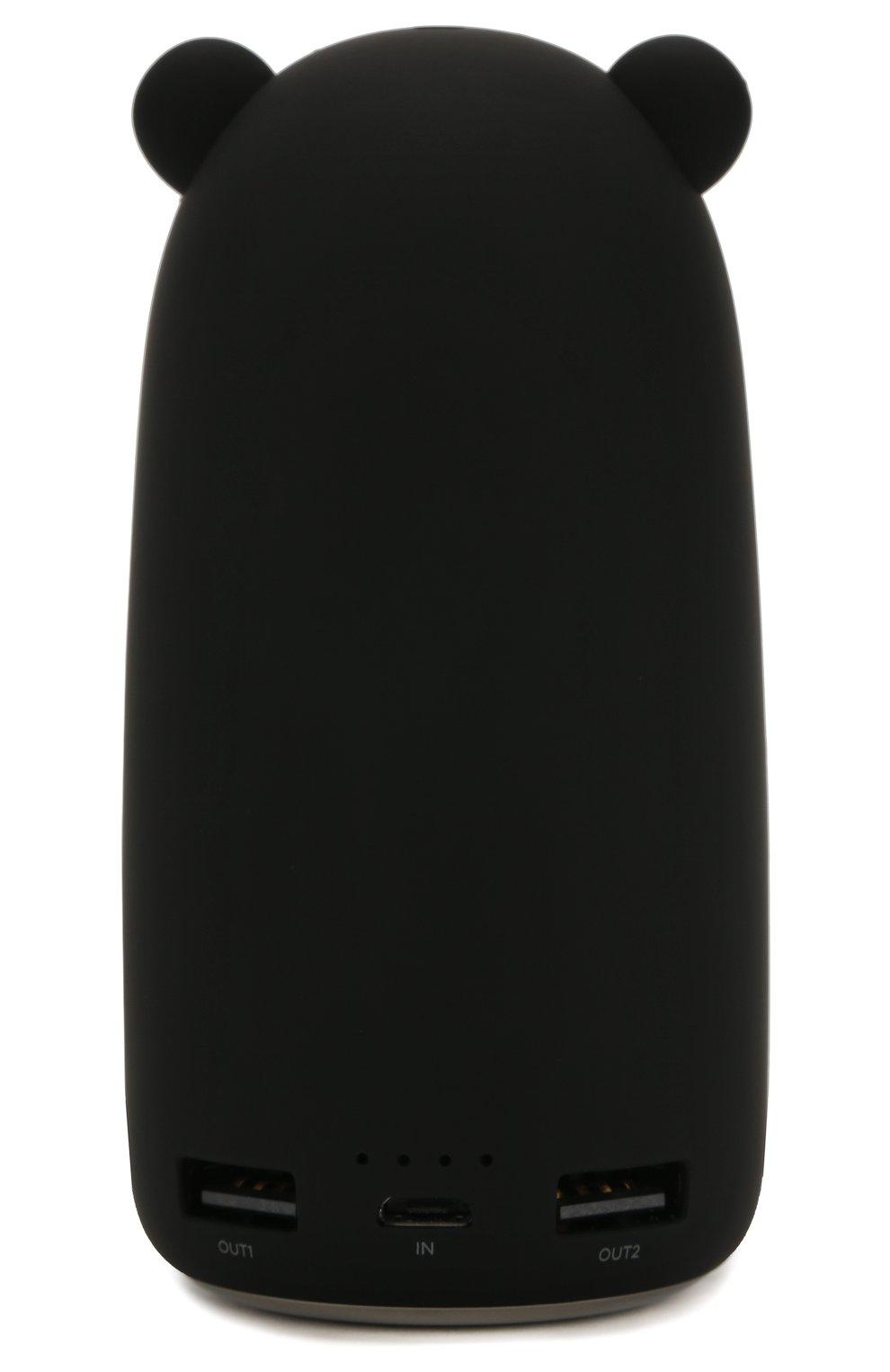 Портативный аккумулятор neo bear ROMBICA черного цвета, арт. NB-001B | Фото 2 (Статус проверки: Проверена категория)