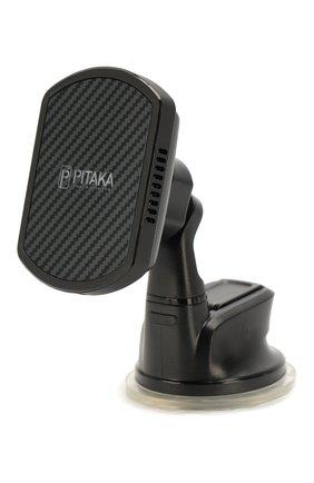 Мужского автомобильное зарядное устройство PITAKA черного цвета, арт. CMS002QCP | Фото 1